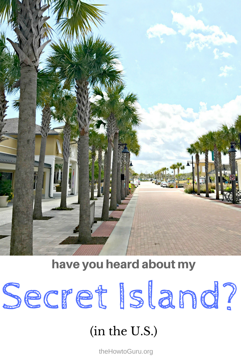 AWESOME secret island of Georgia (U.S.) you MUST see!