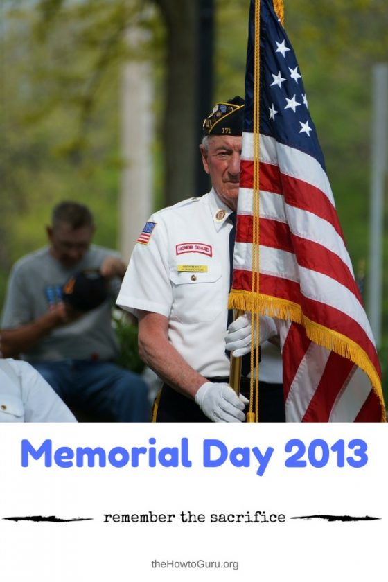 Thankful For Memorable Memorial Day 2013 In The South