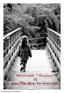 April 22nd WeekMemorable 7 Mondays!