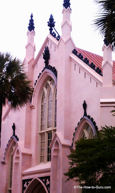 historical Charleston Churches