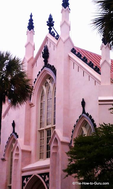 historical Charleston Churches