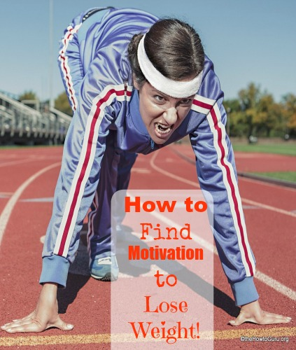 How To Have Motivation To Lose Weight {The Healthy Way}