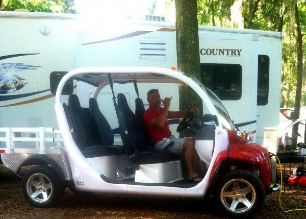 Jekyll Island Campground Red Bug rental