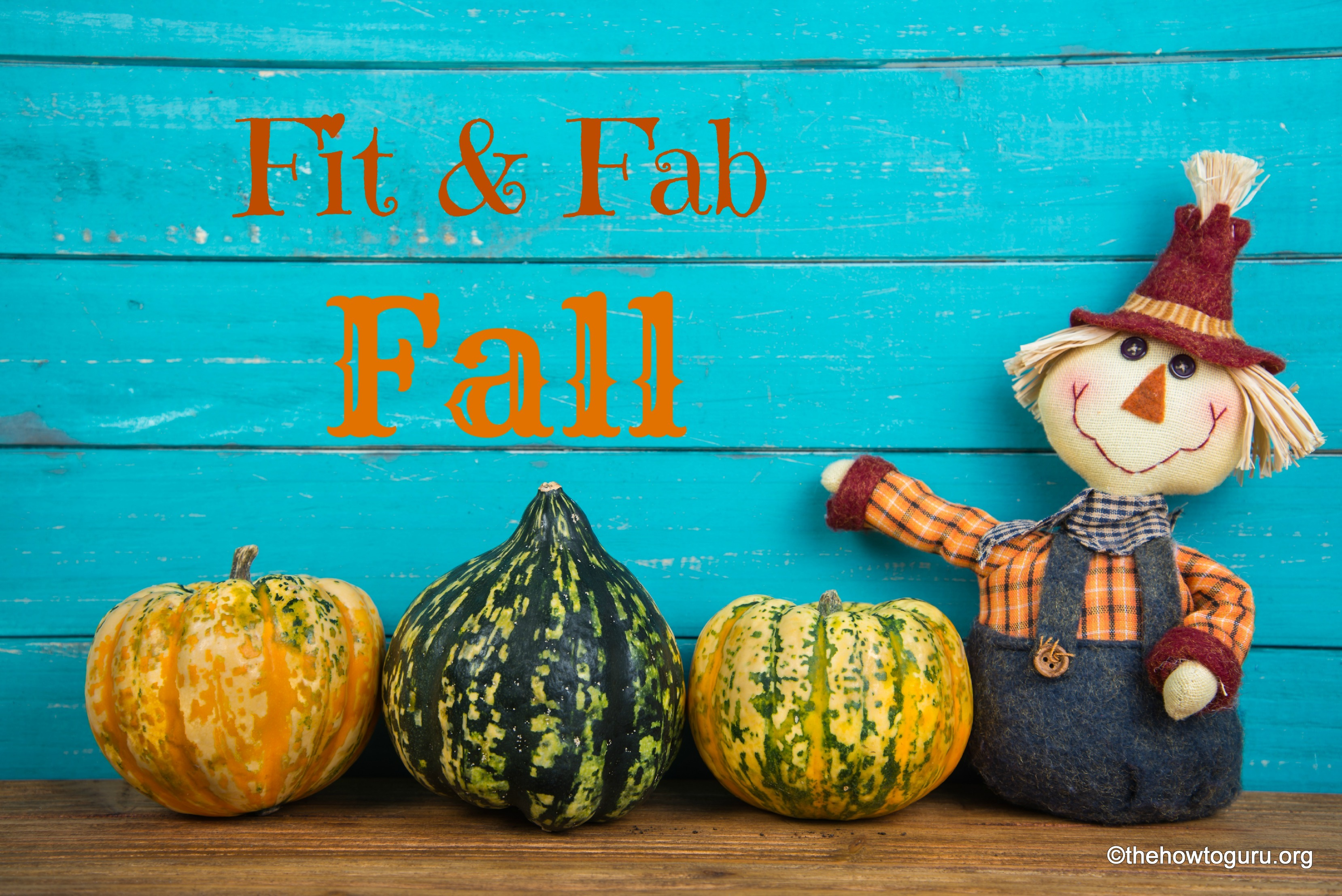 Welcome To Fit & Fab Fall {Day 1}