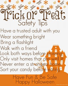 safetytipsfortrickottreat