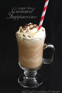 Caramel-Frappuccino