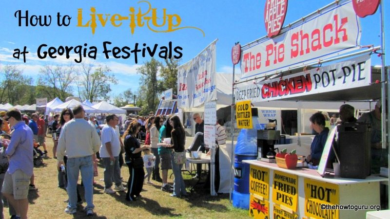 7 Ways To Live It Up At Georgia Festivals ~ Ellijay