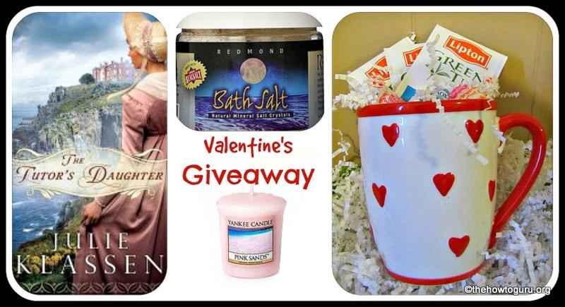 Valentine's Giveaway Love