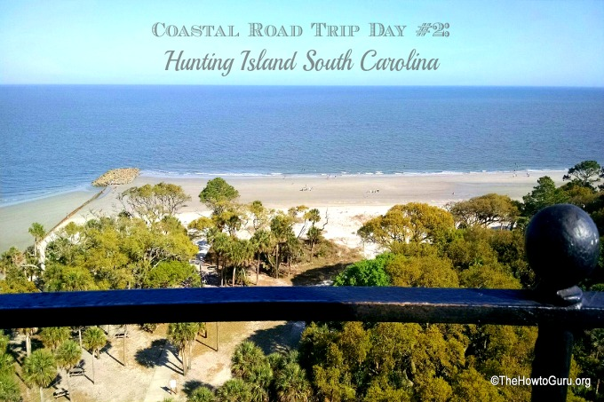 Beach Hunters Hunting Island South Carolina