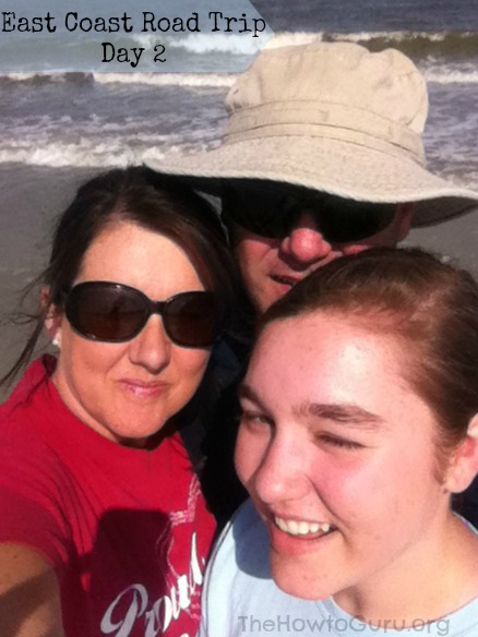 East Coast Road Trip {Day 2} Leaving Tybee Island & Going Where?