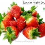 Summer Health Journal #2 Of Fresh Hope-No Diets