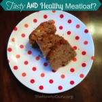 How To Make Healthy Meatloaf for Clean Eating + 24 Day Challenge
