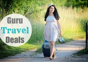 Guru Travel Deals ~ Nautica 4-Piece Luggage Set 71% Off