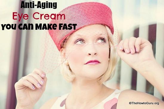 Wow! 2-Step Natural Eye Cream (Anti Wrinkle)