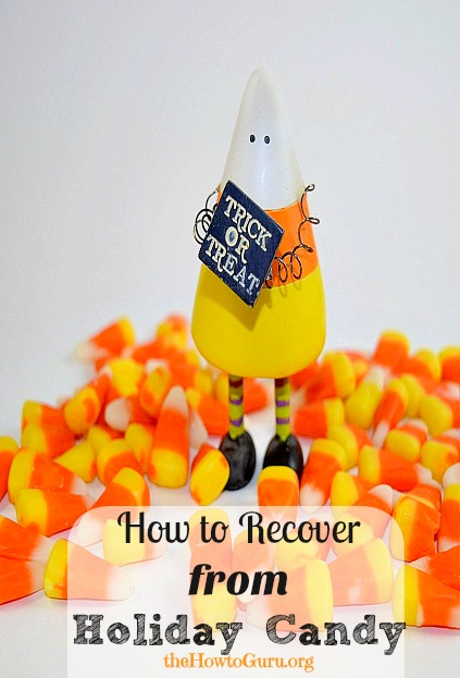 Simple Hacks to Recover Quickly from Holiday Candy Fun!