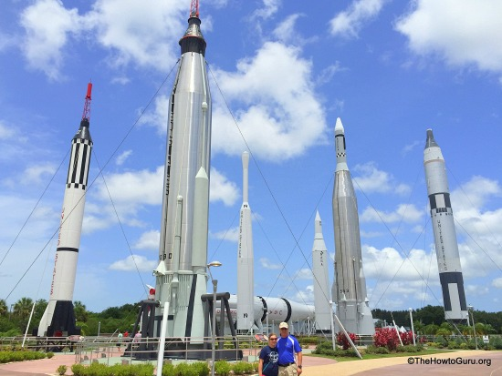 You won't believe what you can do at Kennedy Space Center these days!!!