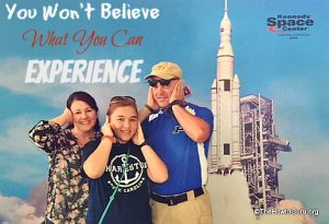 Kennedy Space Center:  You Won't Believe What You Can Do As A Family