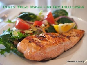 Clean Meal Ideas