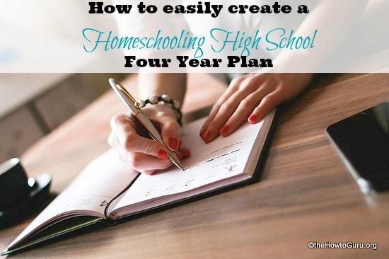 four-year-plan