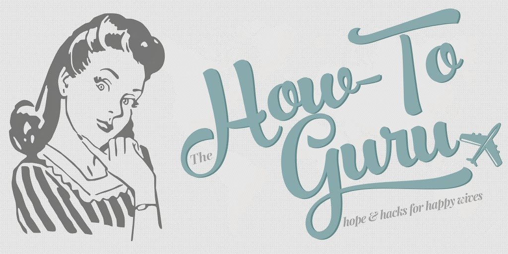 The How-To Guru Logo