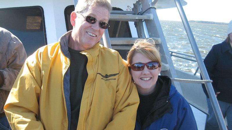 Cumberland Island Georgia ferry ride