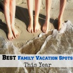 Best Vacations Spots For Families This Year