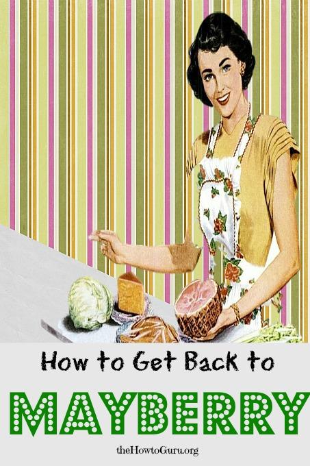 Homemakers ALERT! You want to read her TIPS for families.