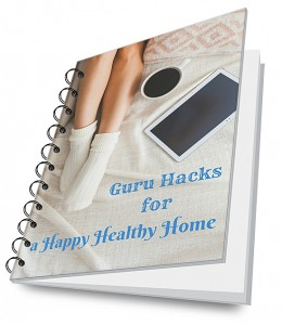 Guru Hacks For A Happy Healthy Home (Freebie!)