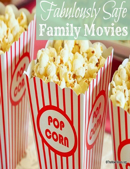 ULTIMATE Cool Movies LIST FOR FAMILIES