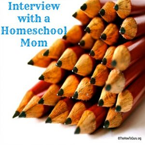 Homeschool Mom Interview!