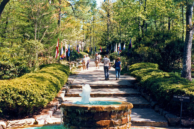 view of Warm Springs, Georgia Parks and Fountains - Vacation Spots in Georgia