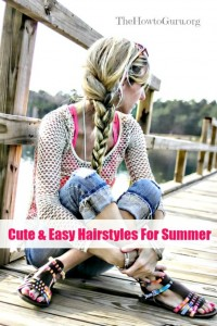 Cool Hairstyles Guide:  Stylist Hacks for Summer Hair