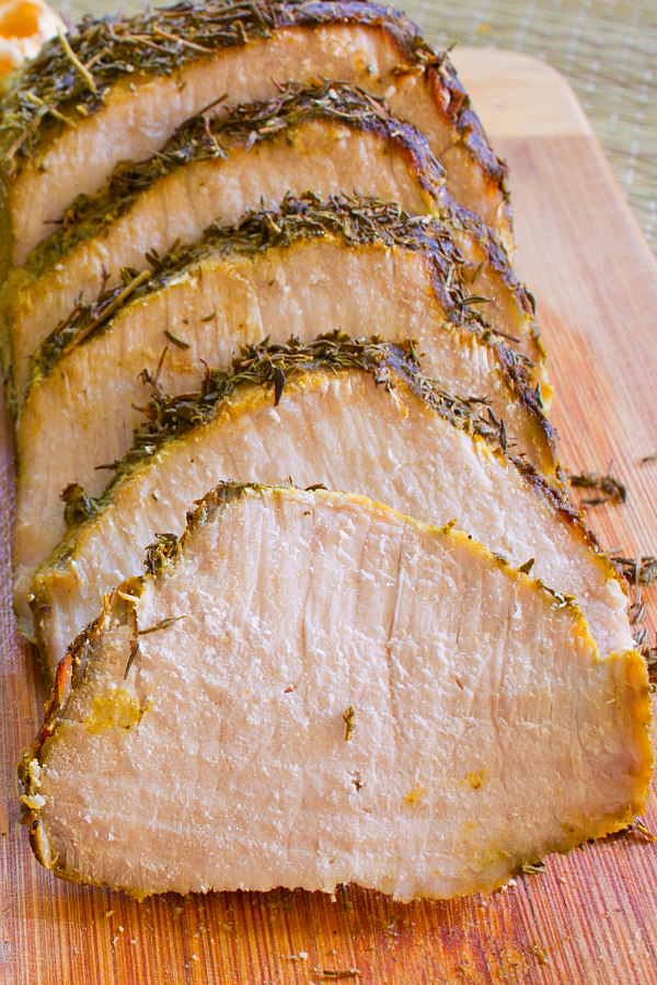 How To Cook Pork Loin: Cheap + Easy + Melt-In-Your-Mouth Good