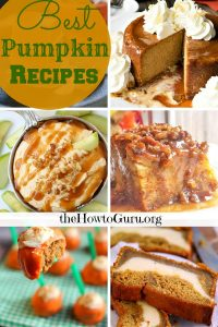 Pumpkin Muffins Recipe + 10 Best Pumpkin Spice (31 Days of Delicious Easy Recipes – Day 22)