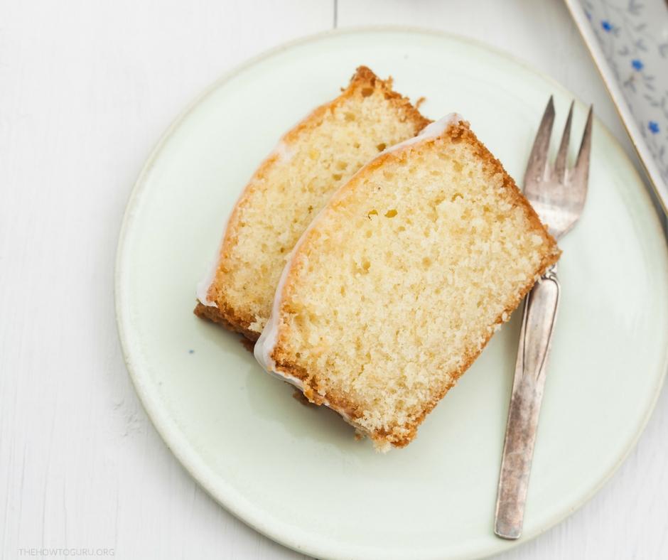 Charleston Pound Cake Recipe