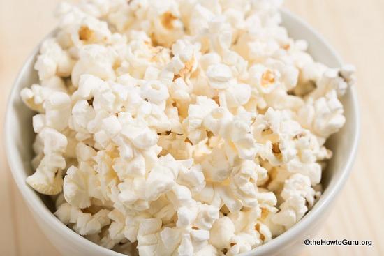 How to Make Popcorn