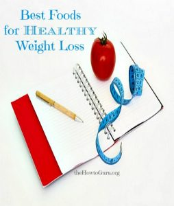 Foods To Eat To Lose Weight Or Just Be Healthy (Healthier Wife Day #2)