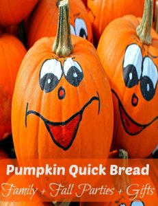 Pumpkin Quick Bread Recipe That Everyone Will Love!