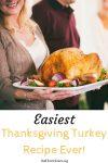 Hacks & Video to EASILY cook Thanksgiving Turkey!!!