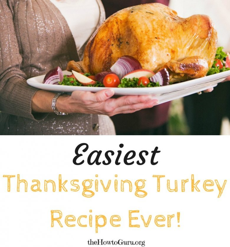 FABULOUS Thanksgiving Turkey Hacks for a STRESS FREE DaY!
