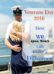 BLESS our VETS on Veterans Day 2016 with these quick tips!!!