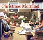 Christmas morning with The How-to Guru & Family Holidays!