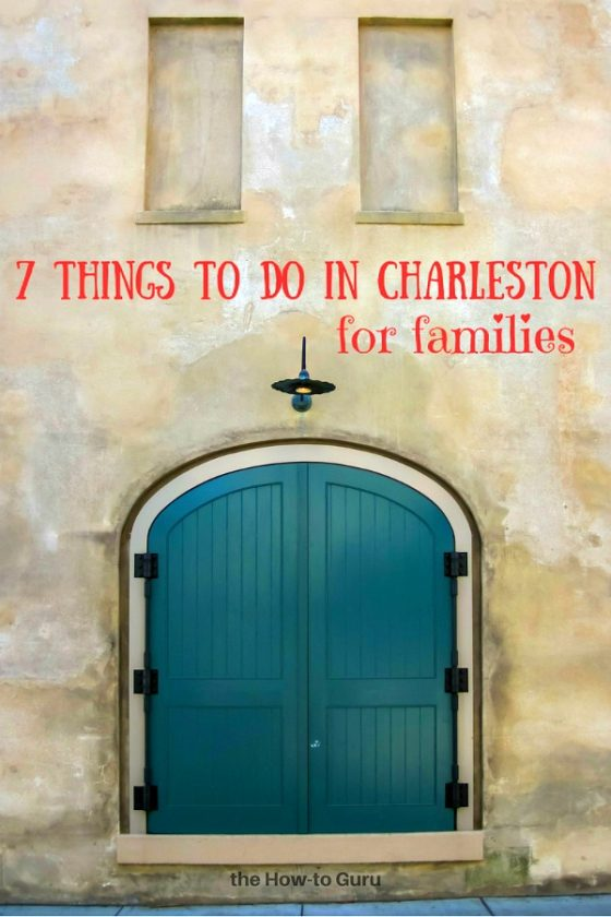 7 AMAZING Things to Do in Charleston for Families!