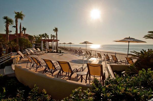 The King and Prince Beach & Golf Resort. St. Simons Island, GA.