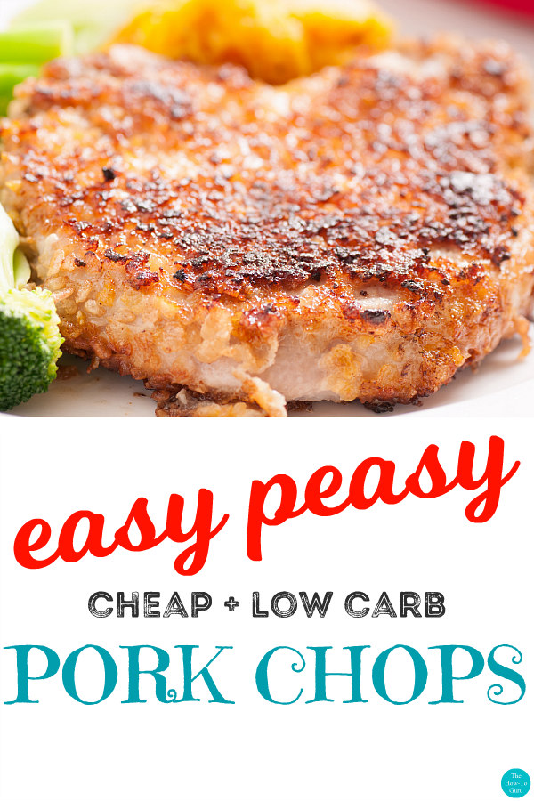 Pork Chops Recipe Best Low Carb Keto Dinner So Easy To Make