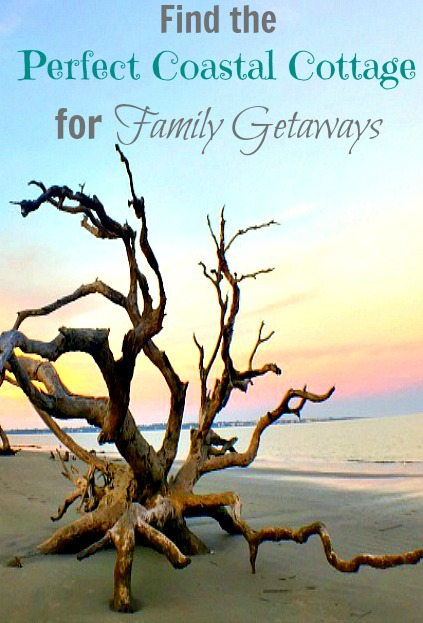How to snag a family getaway AND the best Coastal Cozy Cottage!