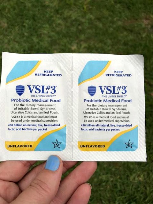 IBD symptoms can be such a burden, but hoping the serious probiotic VSL#3 can manage my IBD issues