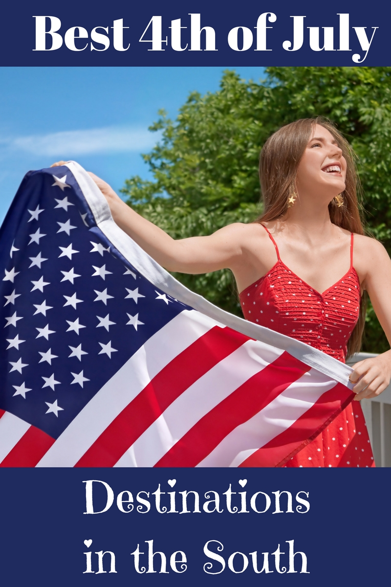 LIST of the best 4th of July destinations for the most patriotic fun!