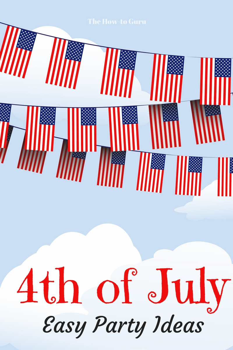 Hacks for the BEST 4th of July celebration at home!!!