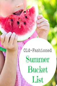 Summer Bucket List & 2 Essentials For Best Summer Ever (Printable!)